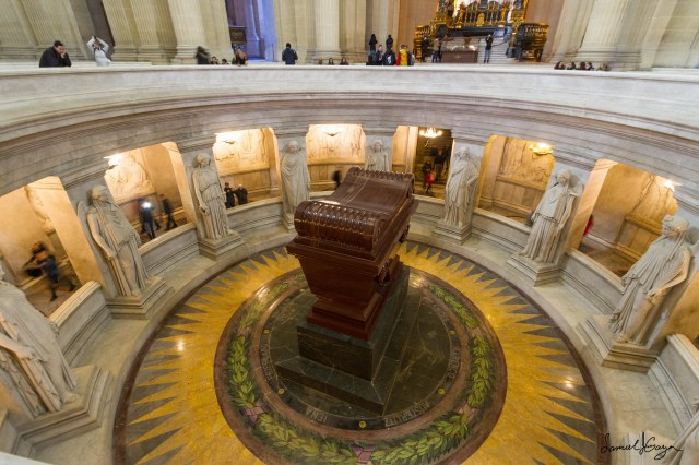 Tomb of Napoleon I.