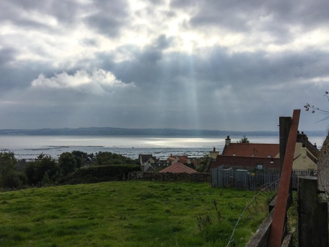 Photo by Amy Arden - Culross Firth of Forth.