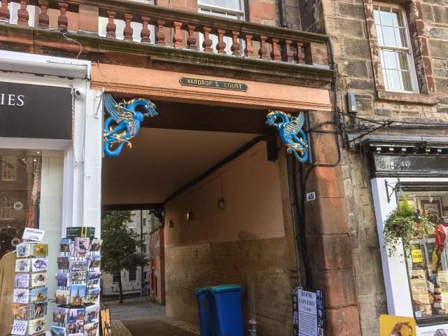 Wardrops Court Edinburgh