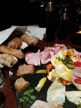 Charcuterie from loisium
